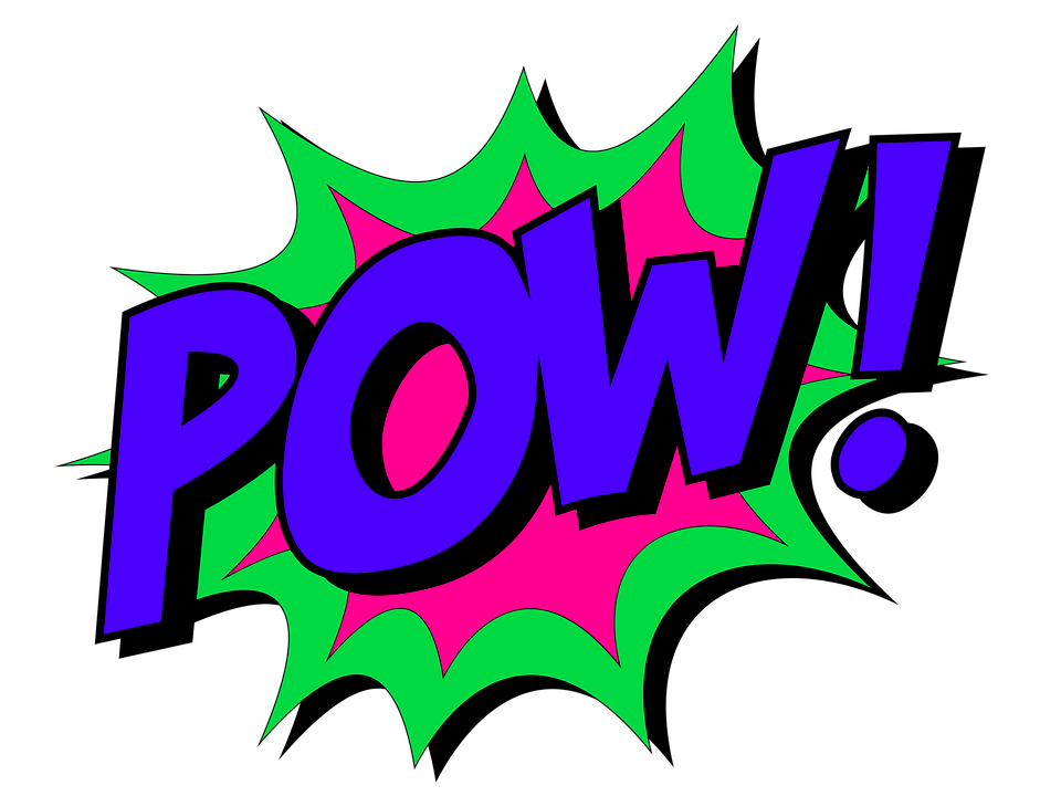 Pow! png fight. The pow er of