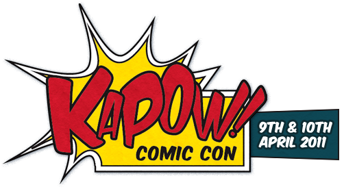 Pow! png marvel comic. Kapow con news conventions