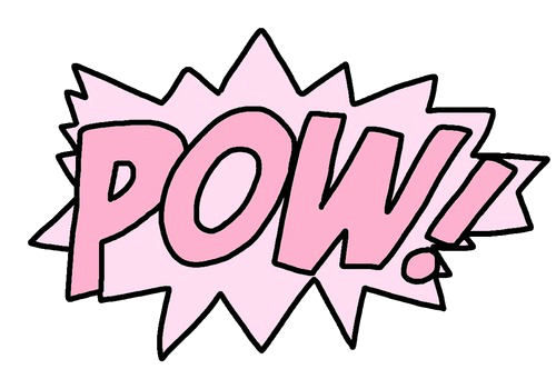 Pow! png phrase. Pin by kukkick on