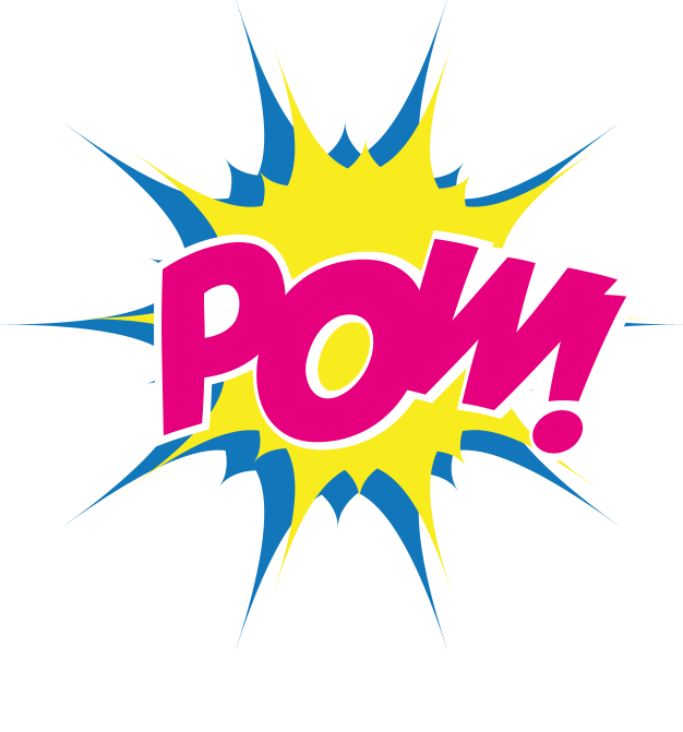 Fearless consulting what does. Pow! png pink png library stock