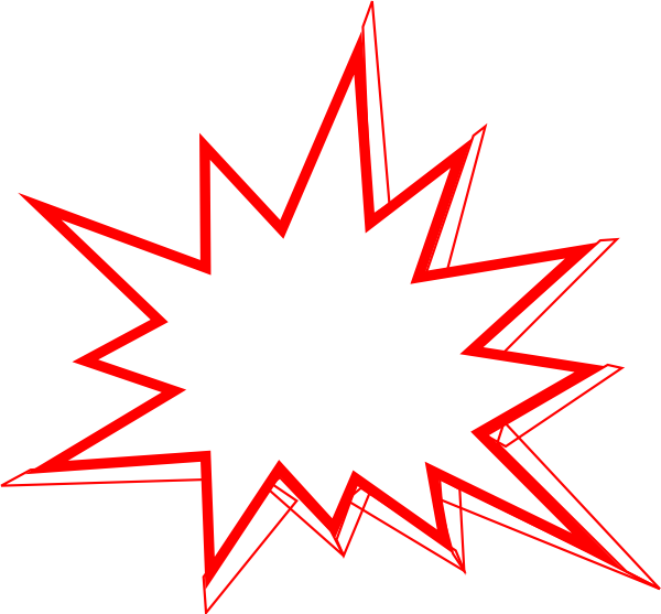 Pow! png red. Pow clip art at