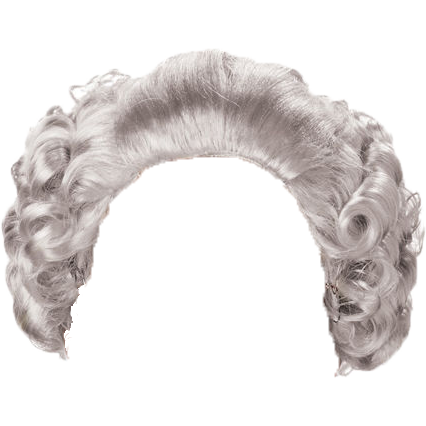 Powdered wig png. Historical snaps sorry it