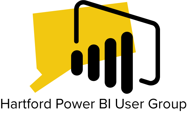 Power bi logo png. Hartford user group logohartfordpowerbiusergrouppng