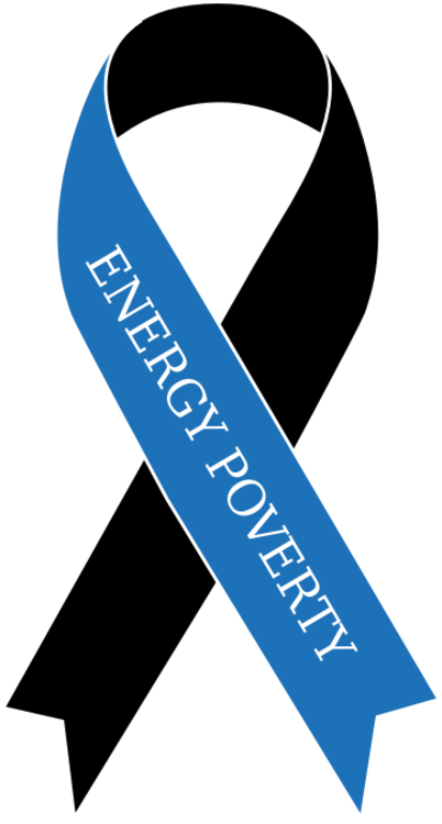 Power clipart campaign. Energy poverty fuel clothing