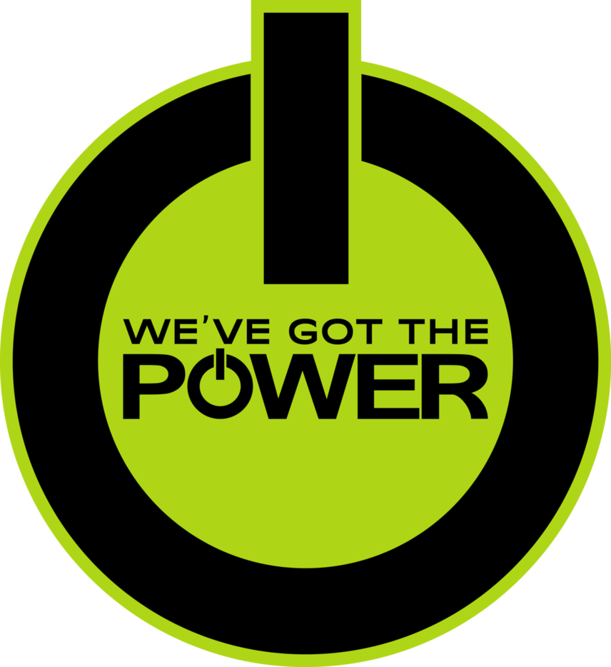 Power logo png. We ve got the
