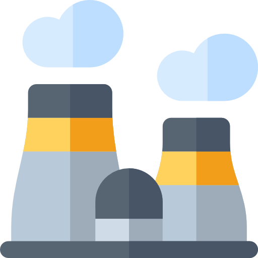 Power plant png. Free nature icons icon