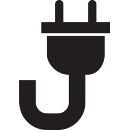 Power plug png. Icon myiconfinder