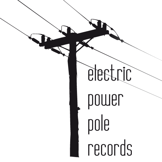 Power pole logo png. Electric records