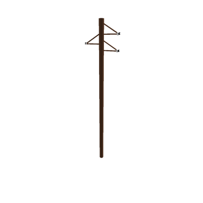 Power pole logo png. My own roblox