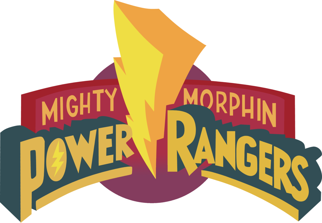 vector coins mighty morphin power rangers