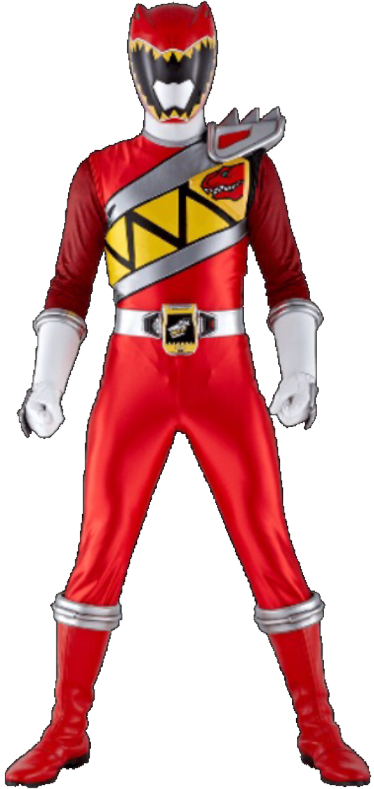 Power rangers dino charge png. Image red ranger kyoryu