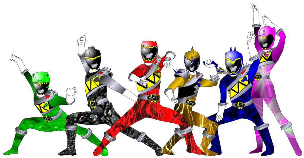 Power rangers dino charge png. Elemental for derpmp by
