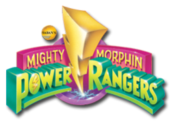 Mighty morphin power rangers logo png. Wikipedia
