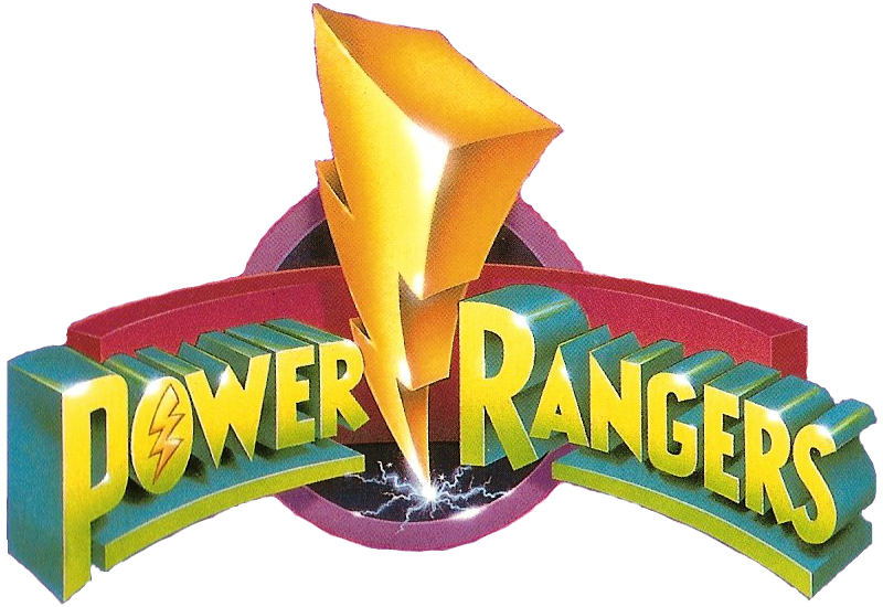 power rangers logo png