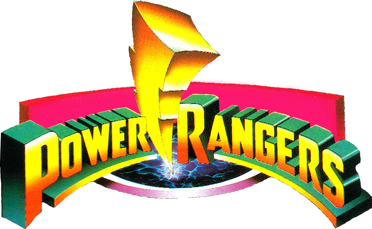 mighty morphin power rangers png