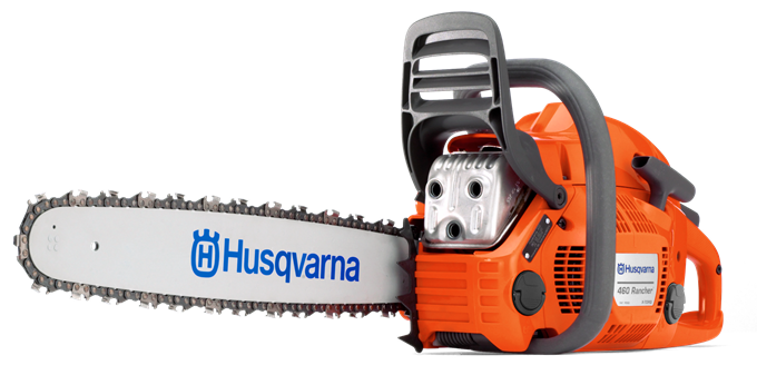 Power saw png. Husqvarna chainsaws rancher