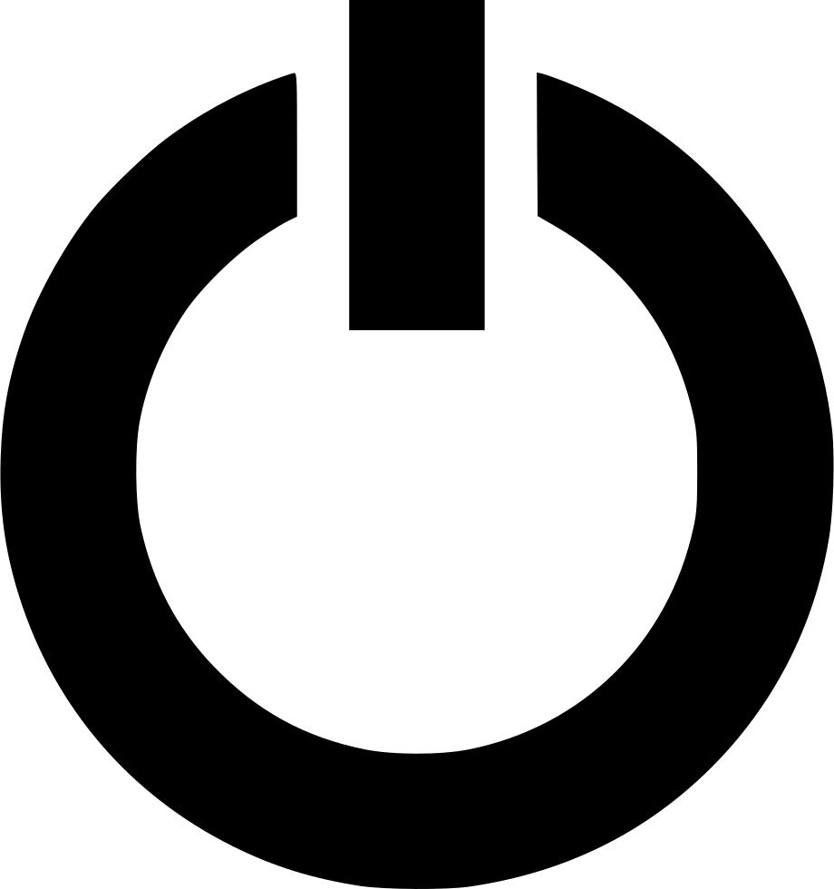 Power up png. On s svg icon