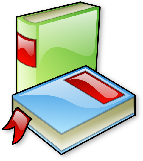 Books clipart. Free bookmarks cliparts download