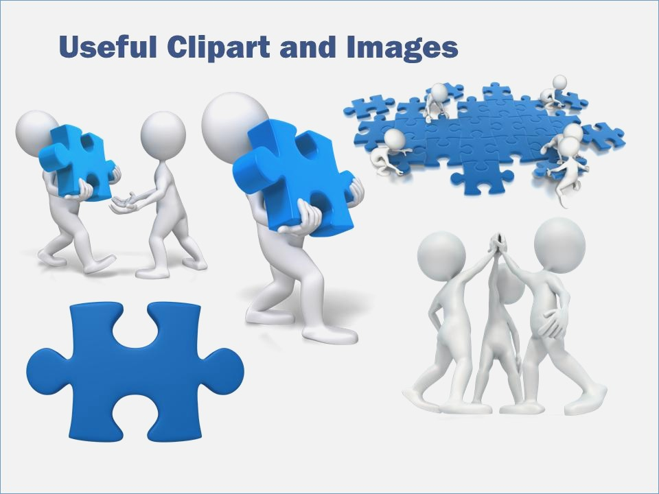 Powerpoint clipart collaboration. Teamwork free d animated