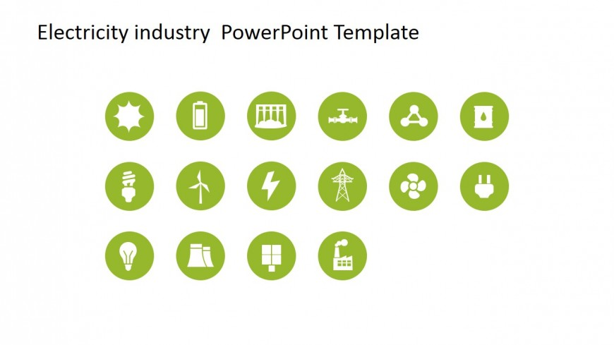 Powerpoint clipart electrical. Icons featuring electricity scenes