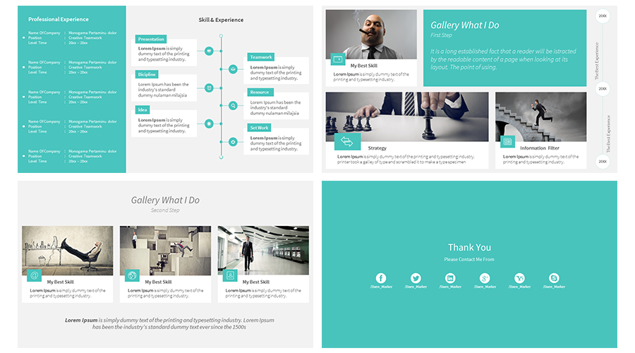 Powerpoint vector ppt layout. Stock templates free download