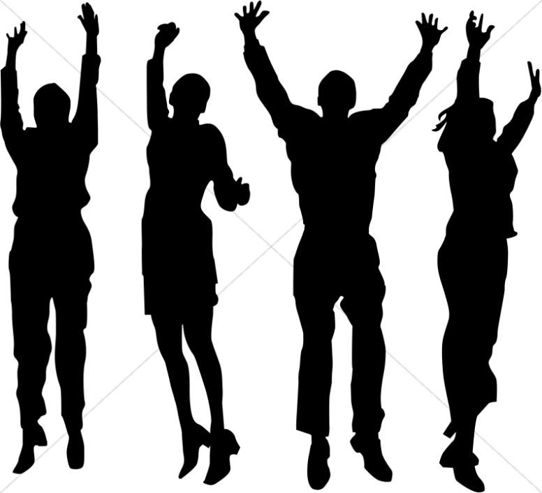 Worship clipart youth worship. Praise and group
