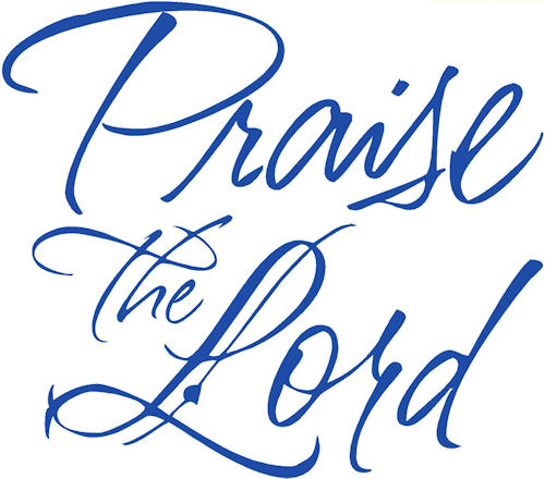 Praise clipart let everything that. Offering the consummate to