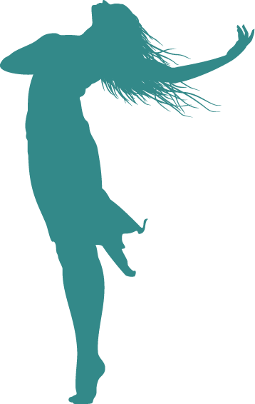 Praise dance silhouette png. Related pictures illustration woman