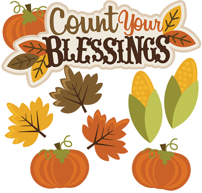 Happy thanksgiving clipart count your blessing. Free blessings cliparts download