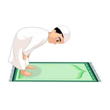 Prayer vector cartoon. Png vectors psd and