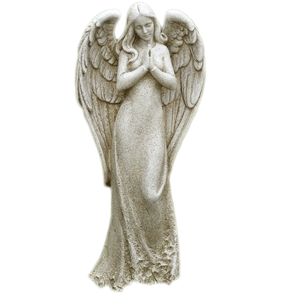 Fantasy angel image background. Stone angels png image library stock