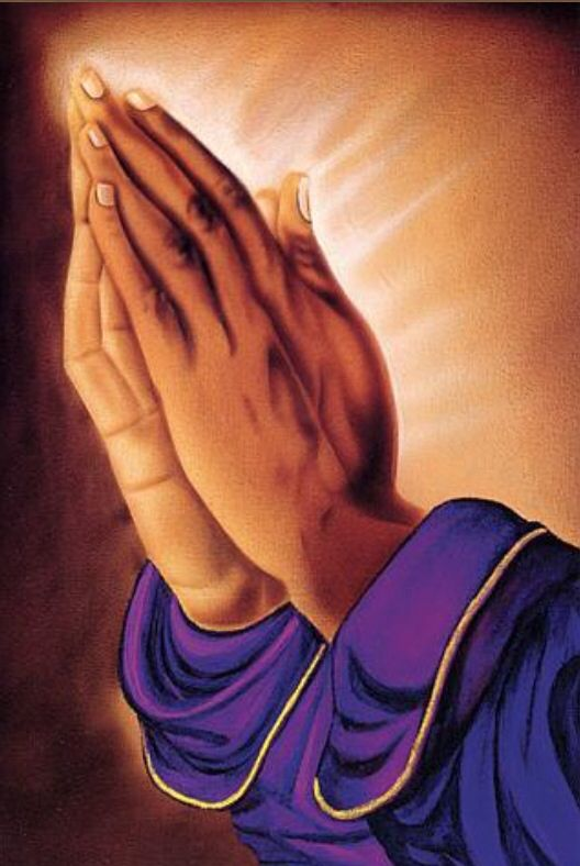 Praying clipart african american.