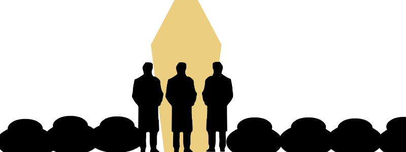 preacher in robe with arms outstretched png