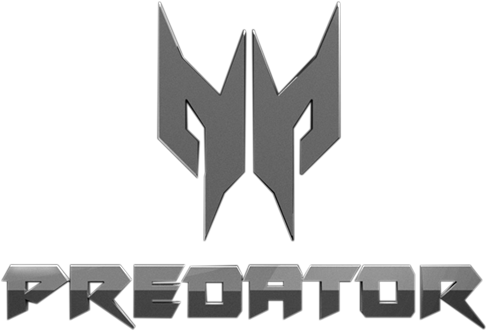Predator logo png. Acer design dominate and