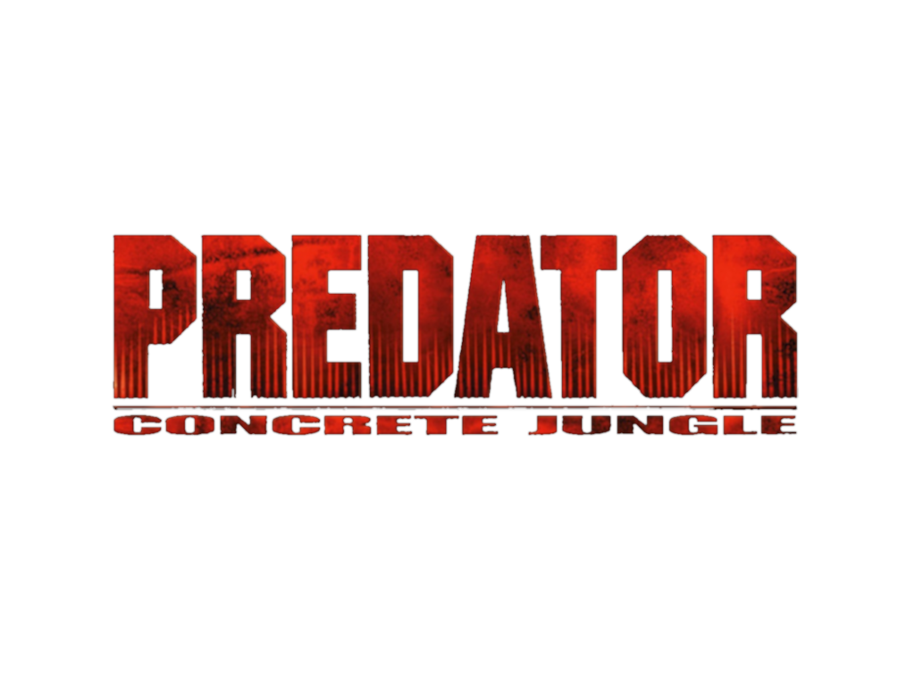 Predator logo png. Concrete jungle transparent by