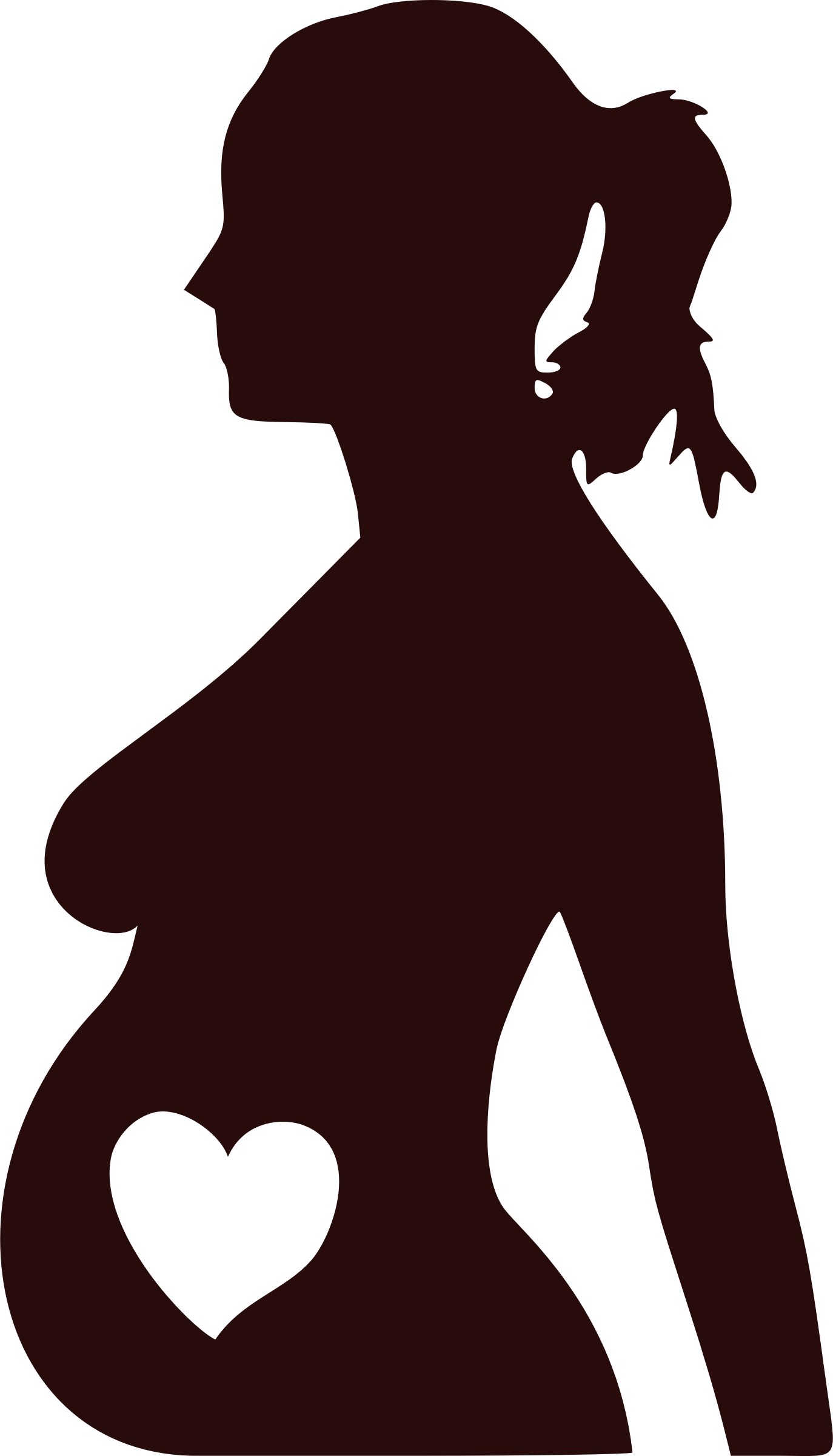 Pregnancy clipart transparent. With love big image