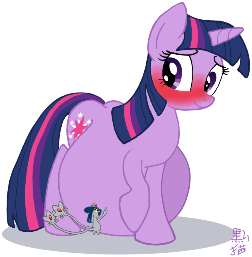 Pregnant vector mlp. Cupix and twilight commission