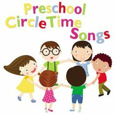 Preschool clipart circle time. Songs and teacher