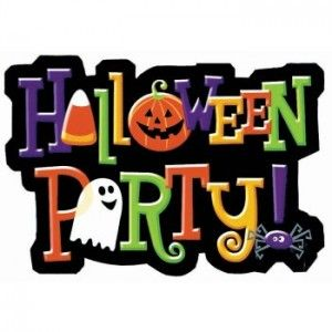 Preschool clipart halloween party. Clip art cool