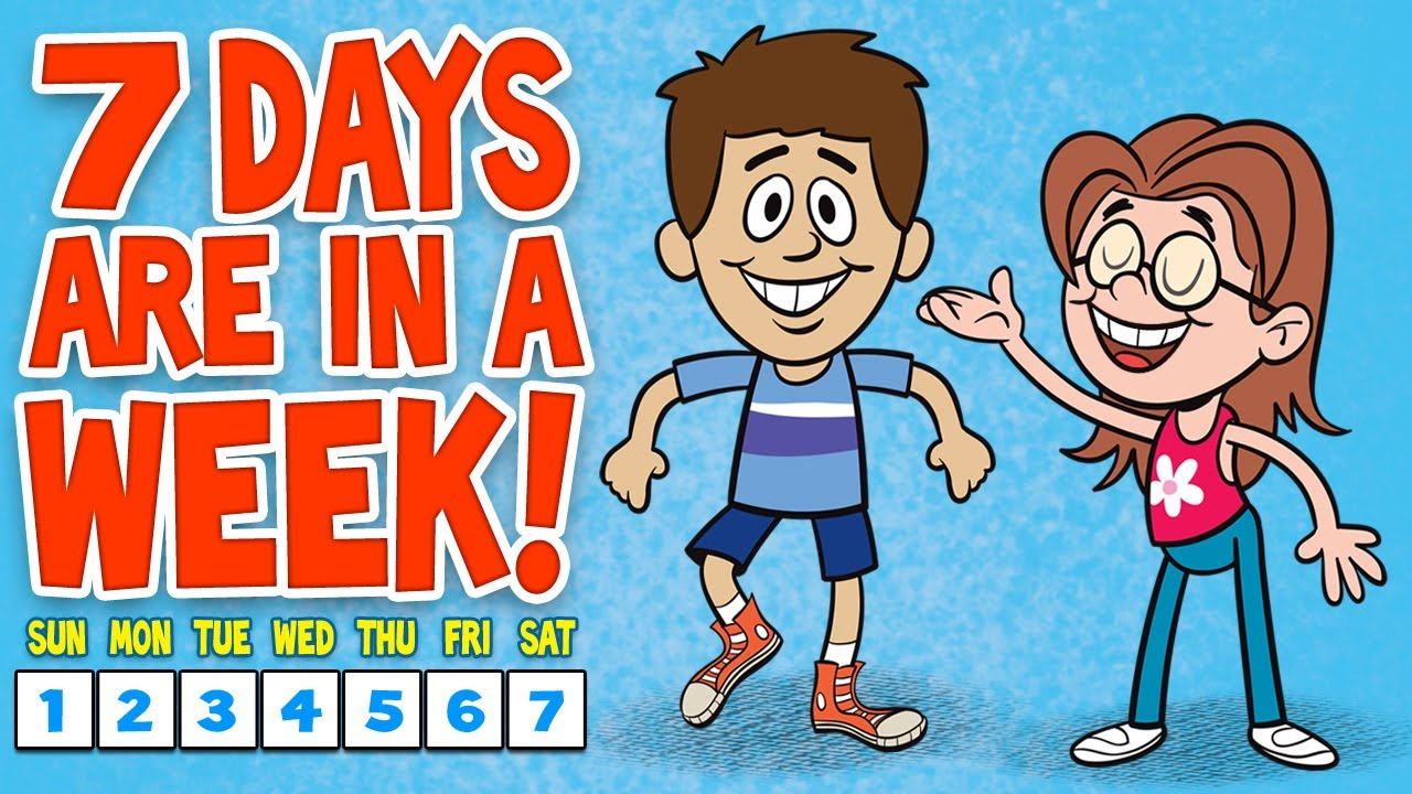 Preschool clipart station. Days of the week