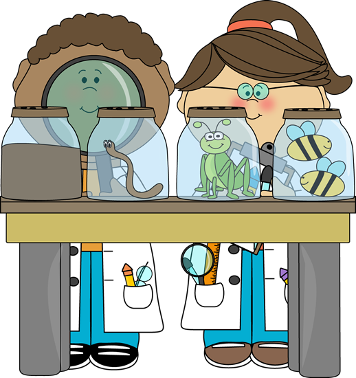 Preschool clipart station. Science isn t scary