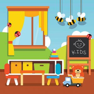 Preschool clipart station. Classroom images science