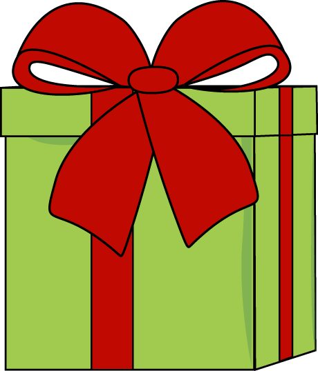 Present clipart. Panda free images info