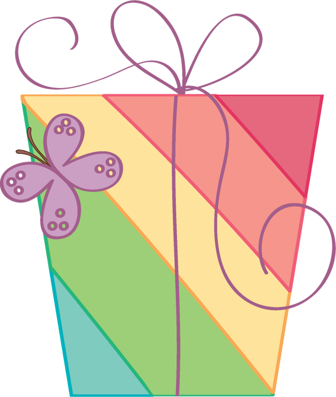 Gift png cute wallpaper. Present clipart birthday stuff svg freeuse stock