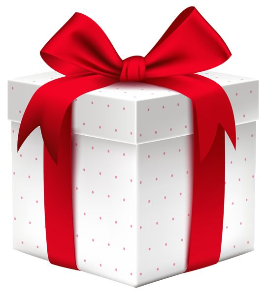 Present clipart small present. Best gift boxes