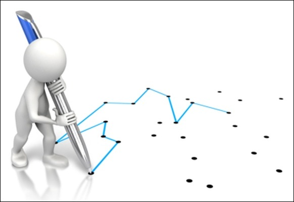 Presentation clipart connection. Connect the dots powerpoint