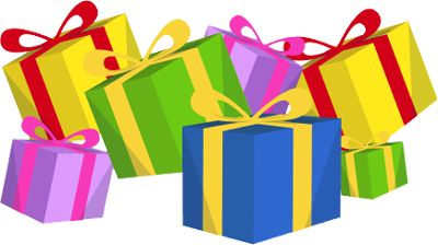 Toys clipart gift. Best molde images