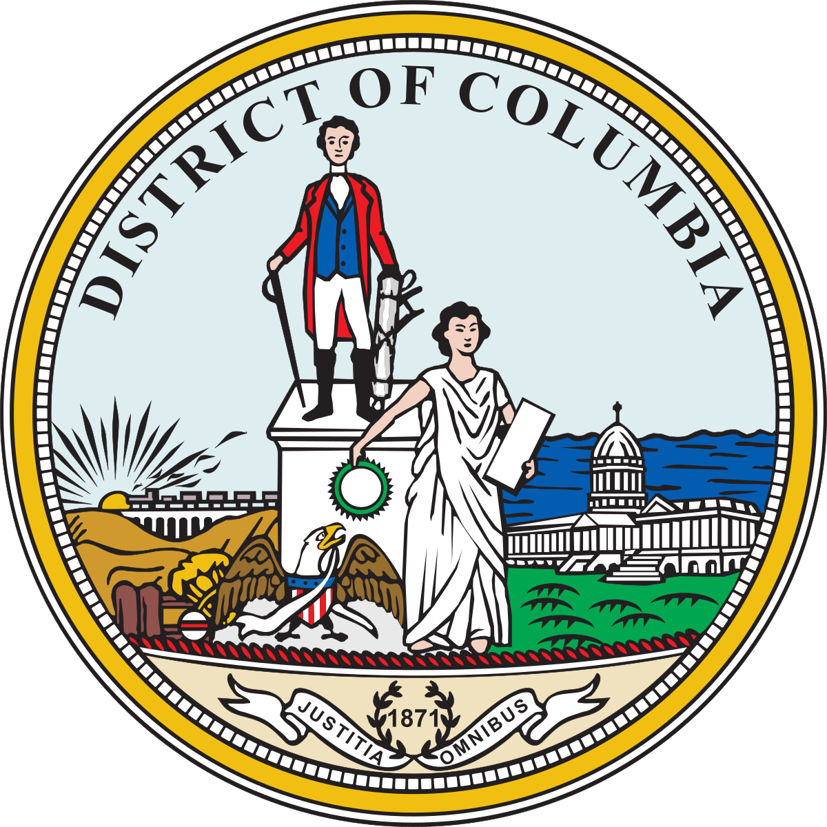 President clipart city government. Council of the district