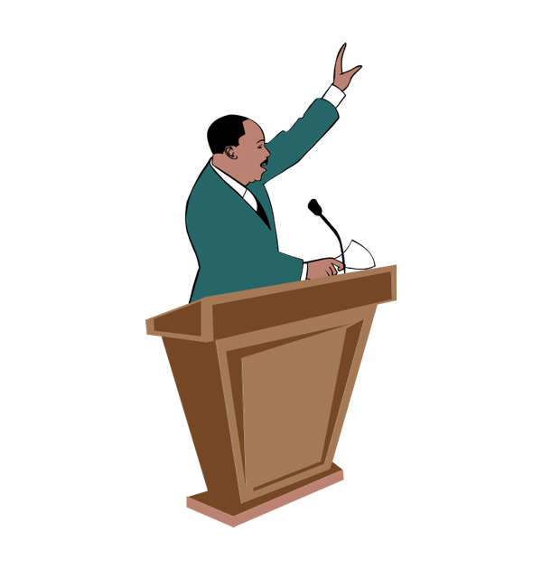 Speaker clipart public speech. Free podium cliparts download