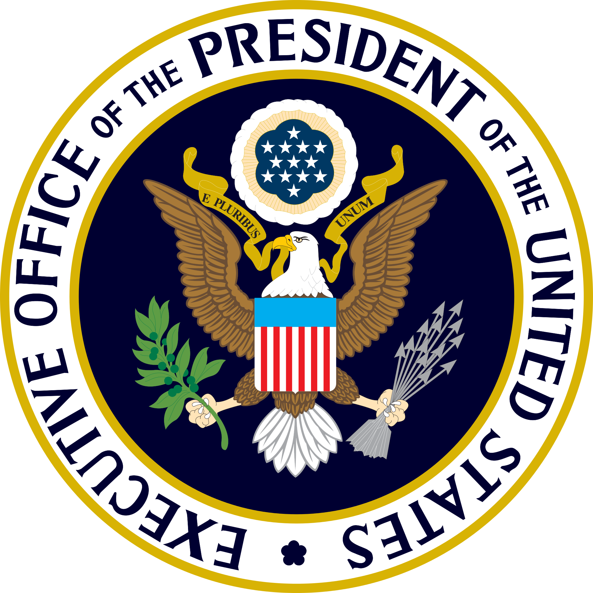 Presidential seal png. File of the executive